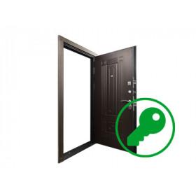 Вскрытие усиленных бронированных антивандальных дверей