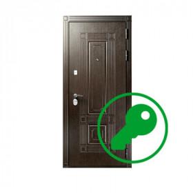Вскрытие двери Dierre без повреждений