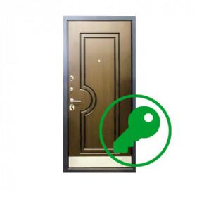 Вскрытие двери Неман без повреждений